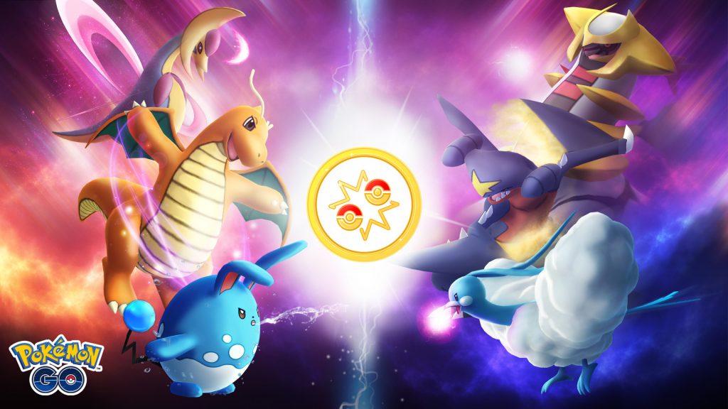 Título de Pokémon GO Battle League