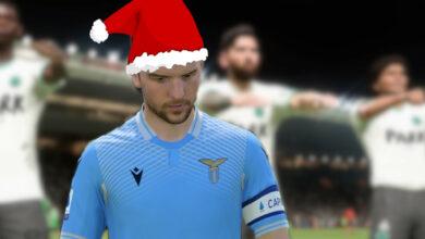 Por qué siempre soy malo en FIFA 21 en Navidad
