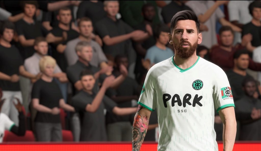 FIFA 21 Messi