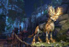 Wenn euch der magische Hirsch in ESO noch fehlt, spielt das Neujahrs-Event