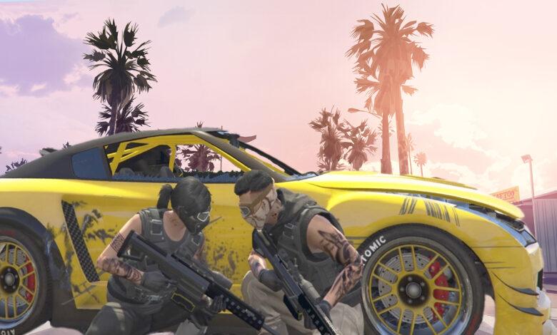 Un jugador me secuestró en una cita impresionante en GTA Online