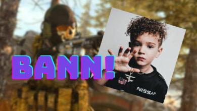 Un niño de 6 años transmite CoD Warzone y está prohibido en vivo en Twitch