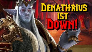 WoW: ¡Denathrius ha caído! Limit consigue la primera muerte del mundo