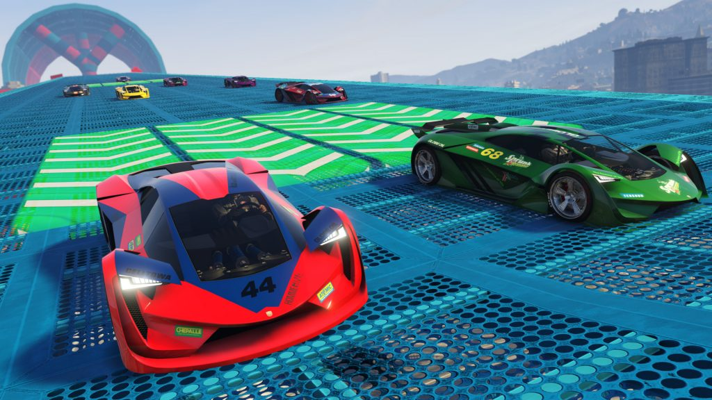 Carreras especiales de GTA 5 online