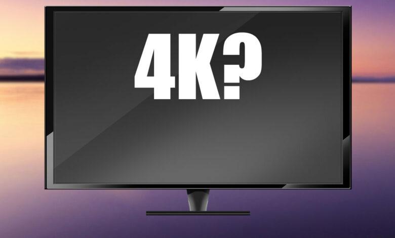 ¿Qué importancia tiene para usted un televisor o monitor 4K para jugar?