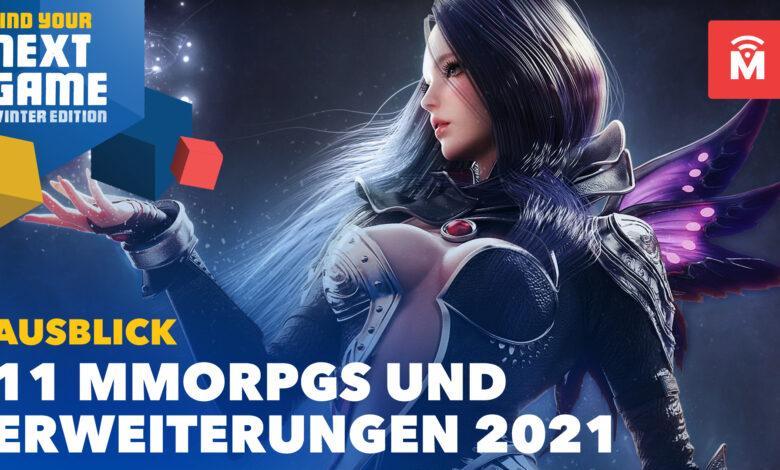 11 razones por las que los fanáticos de los MMORPG pueden esperar el 2021