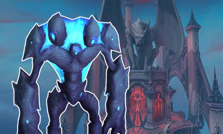 Raid en WoW Shadowlands tiene una salida secreta, puedes encontrarla aquí
