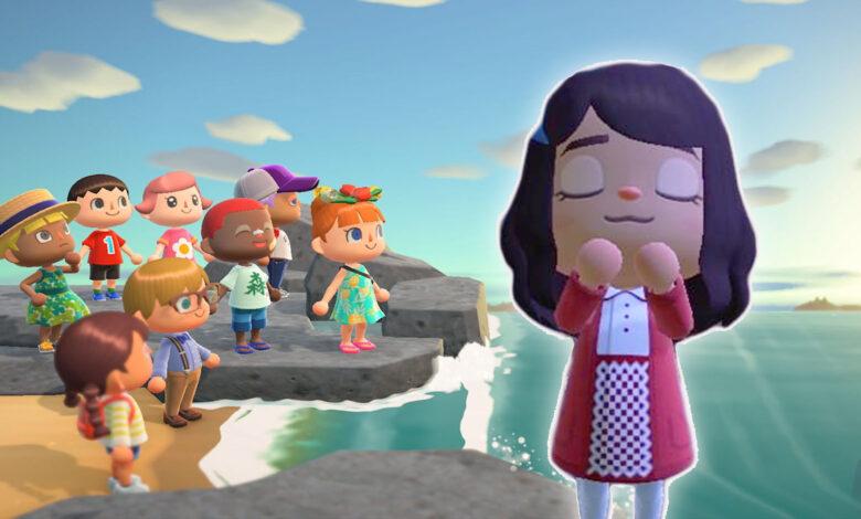Gracias Animal Crossing, ahora finalmente he hecho amigos de verdad con quienes jugar