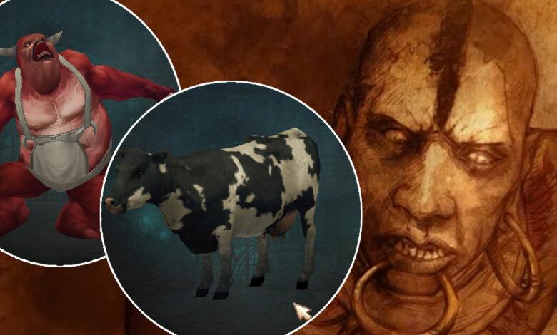 Diablo 3: Event ahora te trae 2 mascotas: vaca y mini carnicero