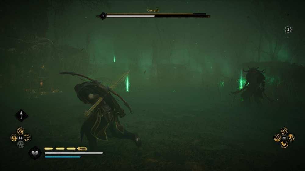 cómo derrotar a goneril en assassin & # 39; s creed valhalla