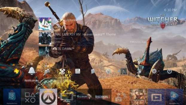 The Witcher 3 Wild Hunt: Geralt vs Monsters Theme