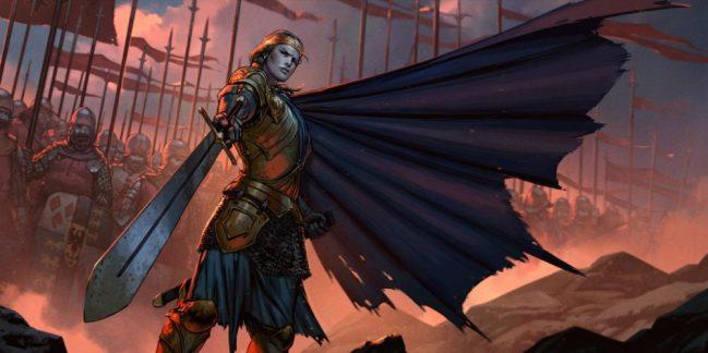 Tema de Thronebreaker: The Witcher Tales