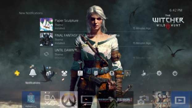 The Witcher 3 Wild Hunt: tema de Geralt y Ciri