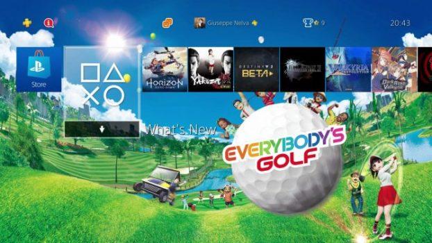Tema dinámico de golf para todos