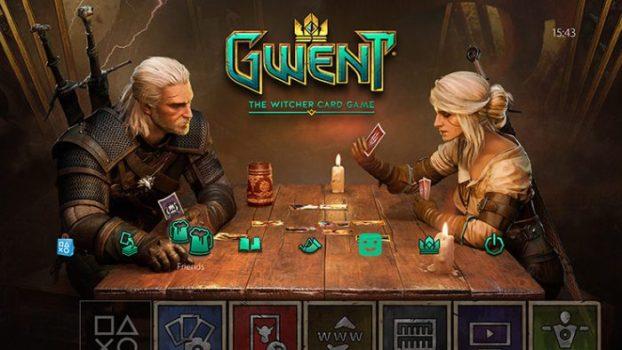 GWENT: The Witcher 3 - Tema de Geralt y Ciri