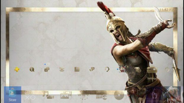 Tema Assassin & # 39; s Creed Odyssey