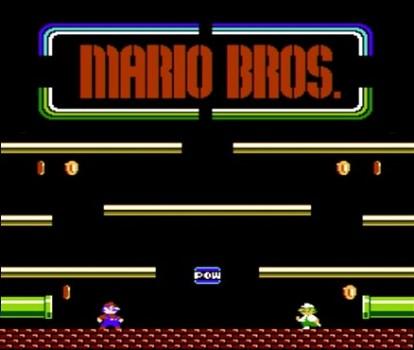 Mario Brothers.
