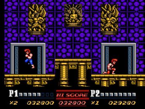 Double Dragon II: Venganza