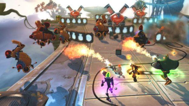 Ratchet & Clank los 4 uno