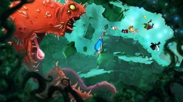 Orígenes de Rayman