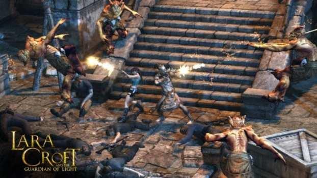 Lara Croft y el guardián de la luz