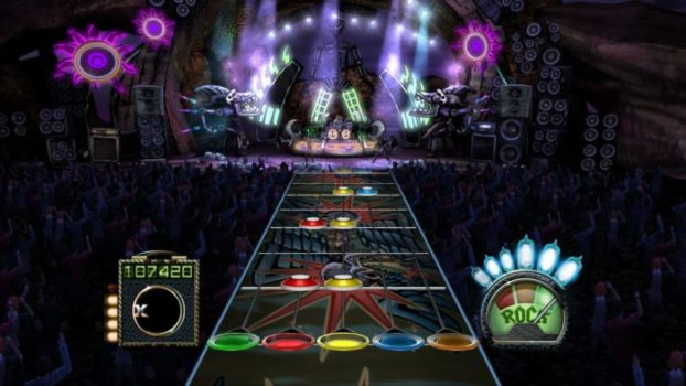 Guitar Hero III: Légendes du rock