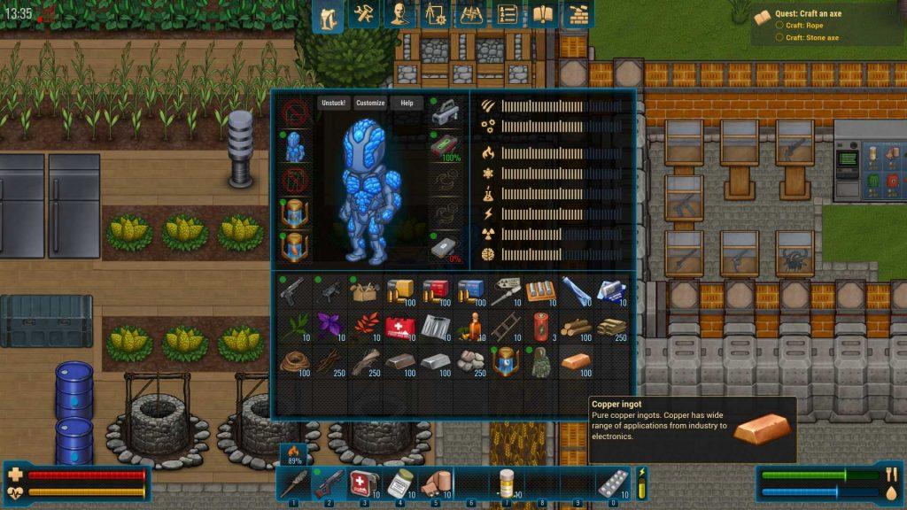 Captura de pantalla 2 de Cryofall