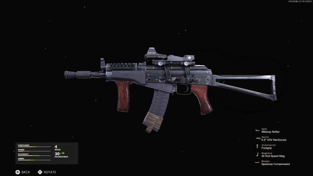 operaciones negras guerra fría mejor cargando ak74u