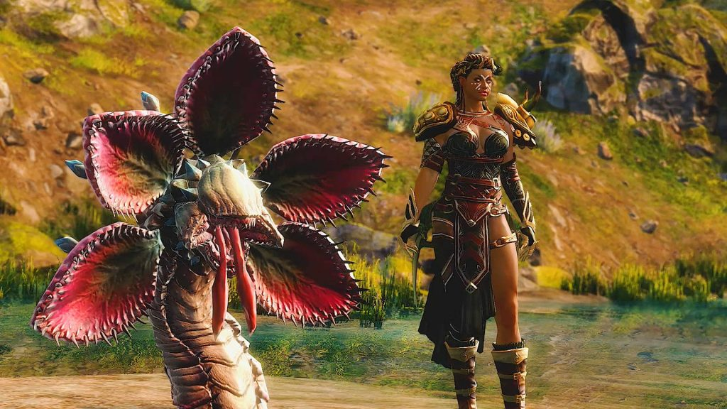 "Guild-Wars-2-Path-of-Fire-011 ""class ="" wp-image-179116 ""srcset ="" https://images.mein-mmo.de/medien/2017/09/Guild-Wars-2- Path-of-Fire-011-1024x576.jpg 1024w, https://images.mein-mmo.de/medien/2017/09/Guild-Wars-2-Path-of-Fire-011-150x84.jpg 150w, https://images.mein-mmo.de/medien/2017/09/Guild-Wars-2-Path-of-Fire-011-300x169.jpg 300w, https://images.mein-mmo.de/medien /2017/09/Guild-Wars-2-Path-of-Fire-011-768x432.jpg 768w, https://images.mein-mmo.de/medien/2017/09/Guild-Wars-2-Path- of-Fire-011.jpg 1920w ""size ="" (max-width: 1024px) 100vw, 1024px ""> Compañeros animales como el iboga aquí ayudan a los guardabosques a sobrevivir      <h3 id="