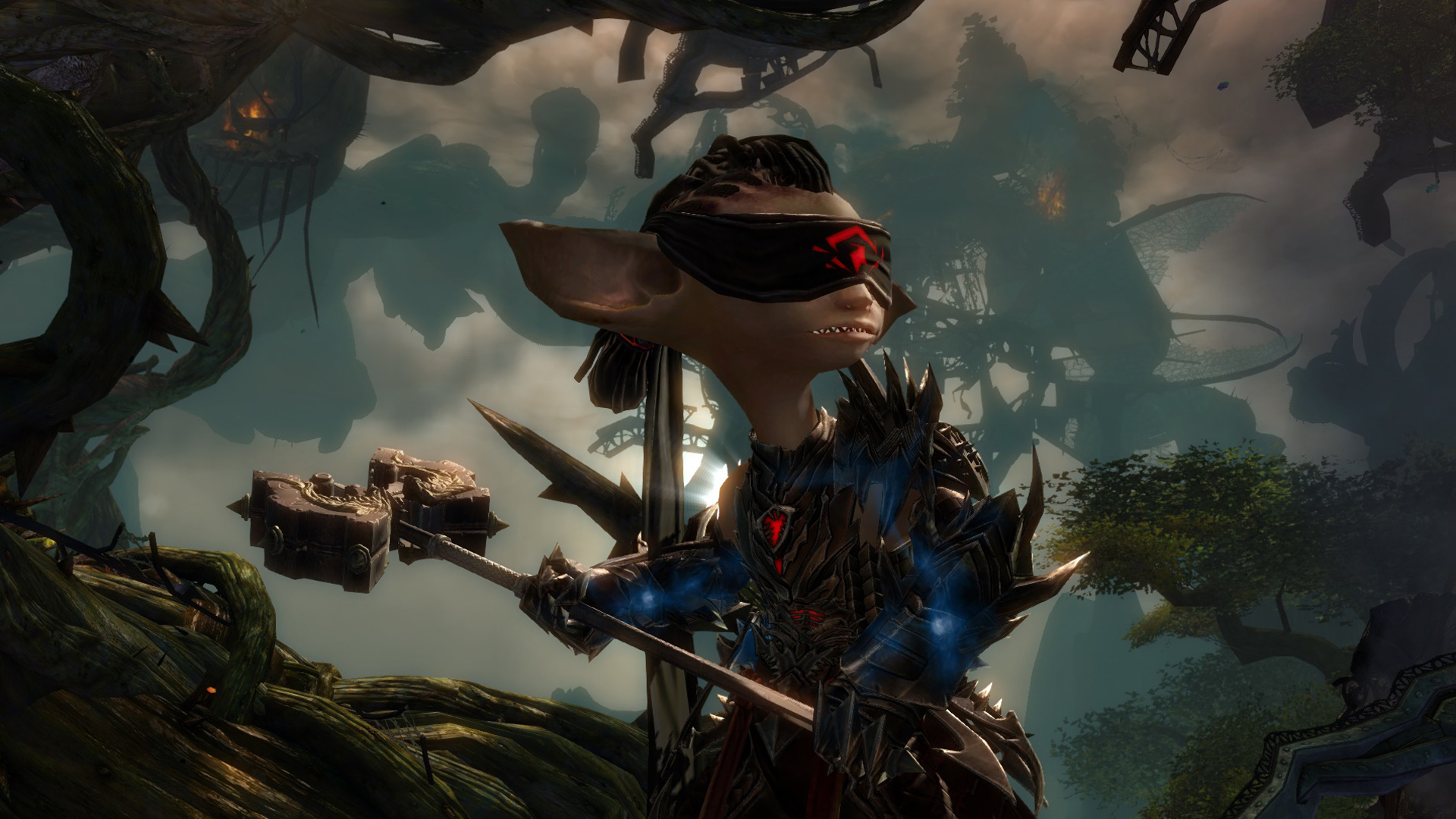 Guild Wars Heart of Thorns Beta