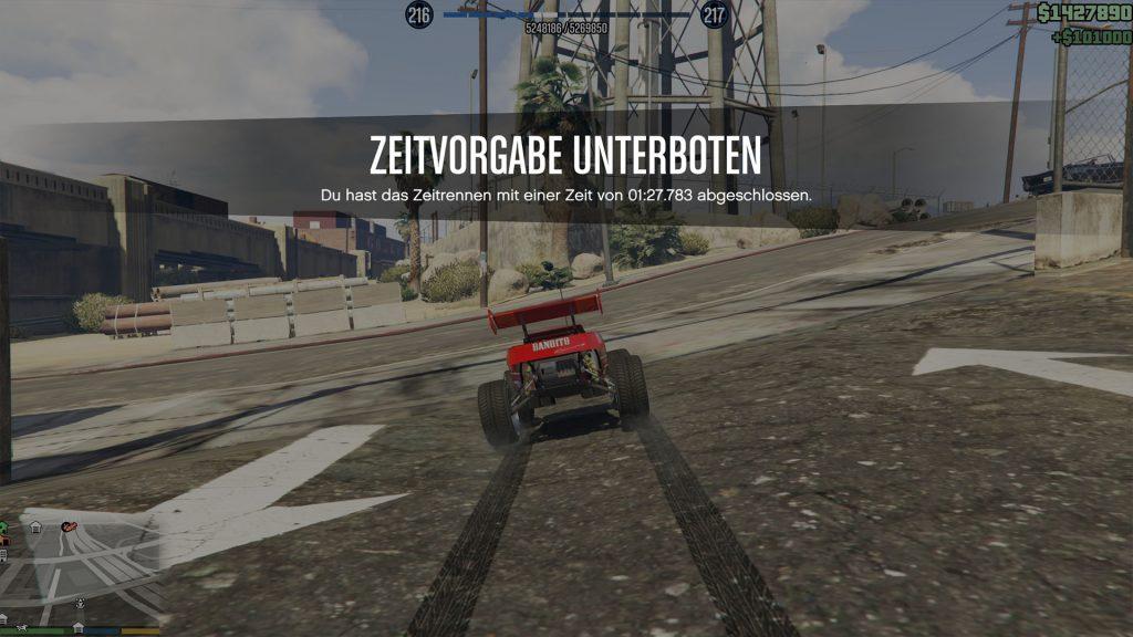 GTA Online RC Bandito Cypress Objetivo