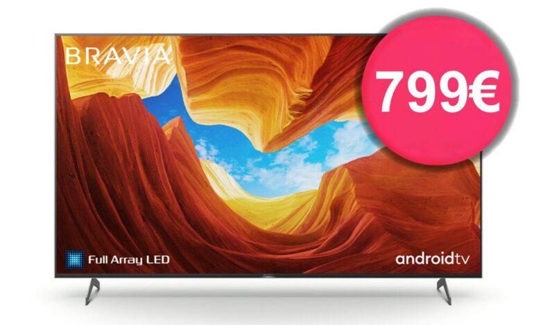 Sony 4K TV XH92 con HDMI 2.1 al mejor precio en Expert