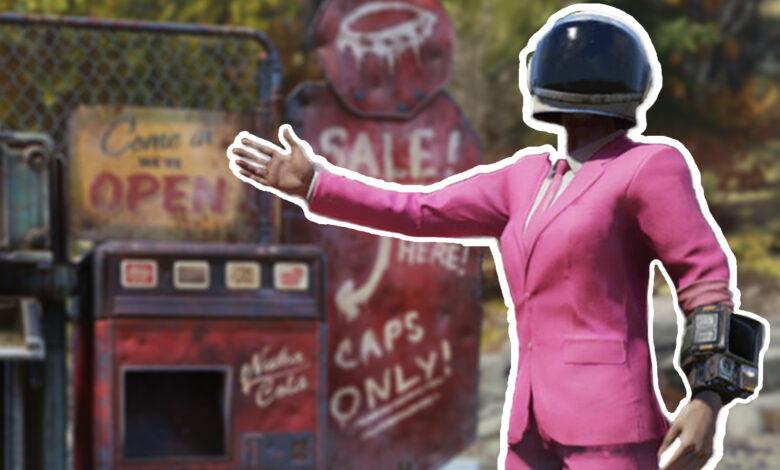 Fallout 76 cumple un deseo de la comunidad largamente esperado en 2021