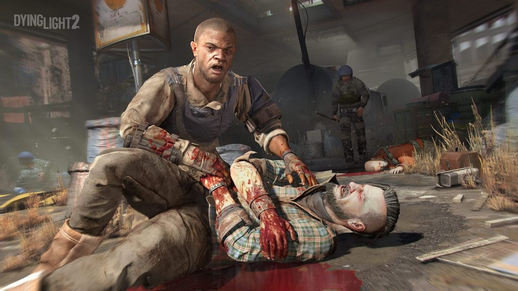 Dying Light 2 Captura de pantalla 8