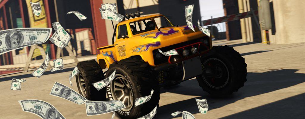 GTA Online RC Bandito Money