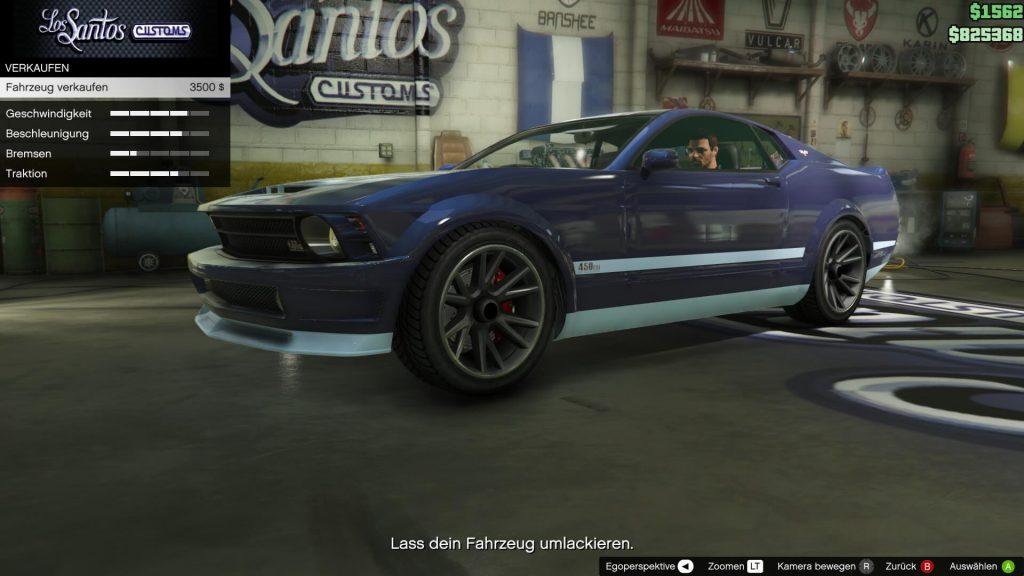 GTA 5 Los Santos Customs