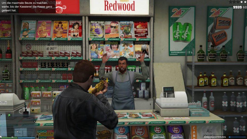 Negocio de incursión de GTA 5