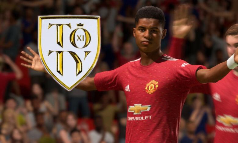 FIFA 21: Entonces obtienes paquetes gratis para el evento TOTY
