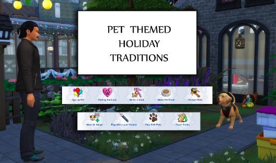 Los mejores mods de Sims 4 Gatos y perros (2021)
