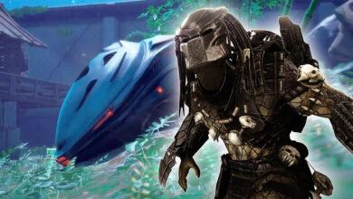 Fortnite: Predator es el aspecto secreto de la temporada 5, así que lo desbloqueas
