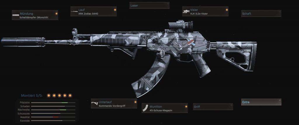 cod warzone armas dmr 14 reemplazo cr-56 amax configuración