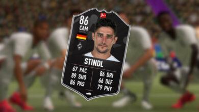 FIFA 21 trae a Lars Stindl como POTM diciembre, pero un valor arruina la tarjeta