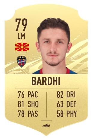 FIFA 21 Bardhi
