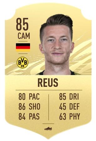 FIFA 21 Reus