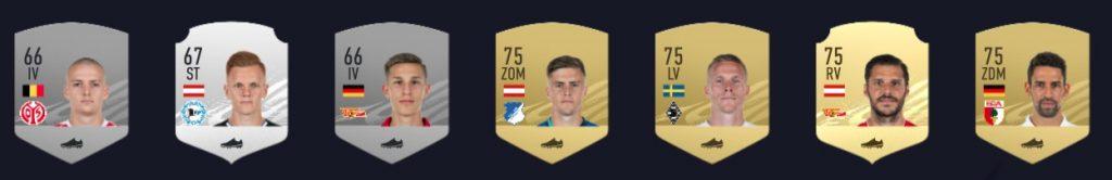 Banco de la Bundesliga FIFA 21