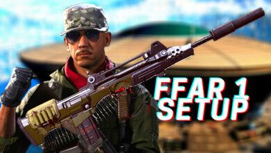 FFAR 1 es ahora una de las mejores armas en CoD Warzone: usa esta configuración