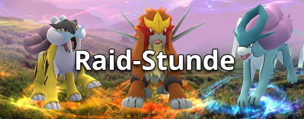 Título de Pokémon GO Entei Raikou Suicune