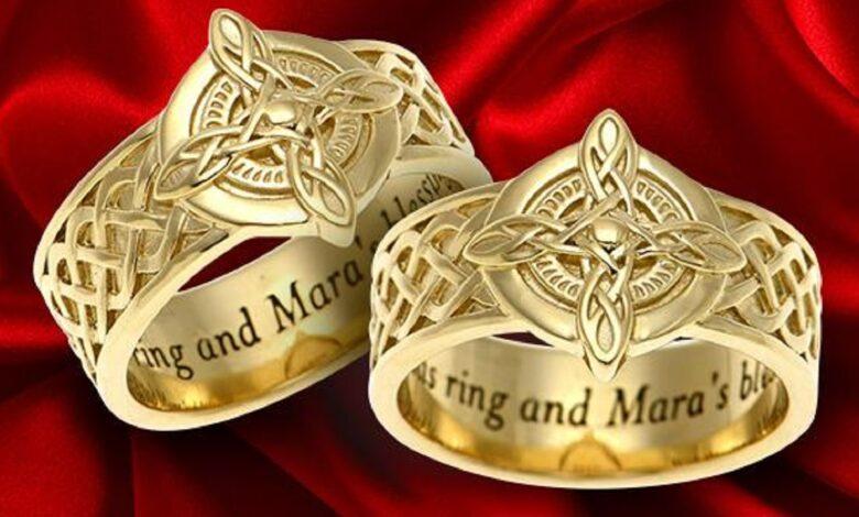 Ahora puedes comprar alianzas de boda reales de The Elder Scrolls por $ 1,000 con la bendición de Mara
