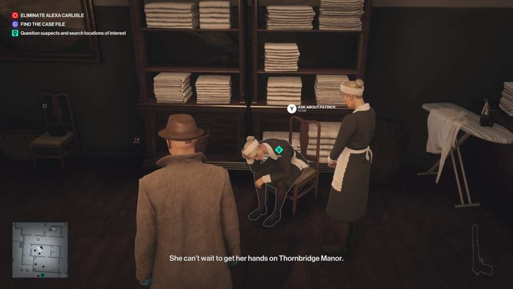 hitman 3 asesinato misterio