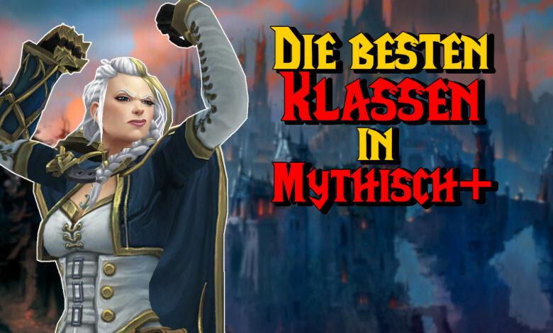 "WoW: ""Mythic +"" - Mazmorras - Las mejores clases para piedras angulares altas"